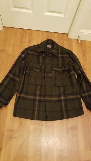 Vintage Pendleton jacket 100% wool 1950s for Sale in Renton, WA