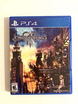 Kingdom Hearts 3.. EXCELLENT condition ⭐️ for Sale in Milwaukie, OR