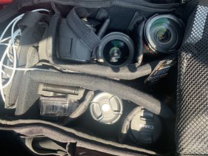 Camera, GoPro, and Gear for Sale in Grand Prairie, TX