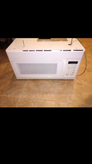 Over the range microwave for Sale in Mesa, AZ