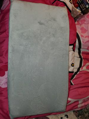 Standard Baby Changing Table Pad n Cover for Sale in Saylorsburg, PA