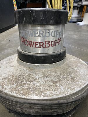 Power Buff floor stripper scrubber cleaner only $150 for Sale in Stonecrest, GA