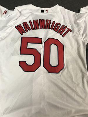 Adam Wainwright Jersey for Sale in Morton, IL