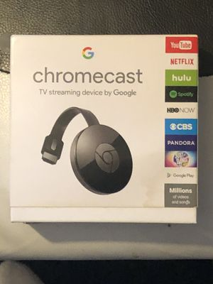 Google Chromecast Streaming Device for Sale in Lynn, MA