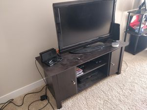 "TV stand with 30"" TV for Sale in Hanover, MD"