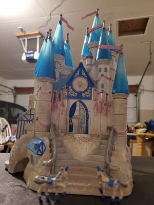 Vintage polly pocket castel for Sale in Colorado Springs, CO