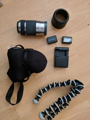 Sony NEX-5 digital SLR for Sale in Oceanside, CA