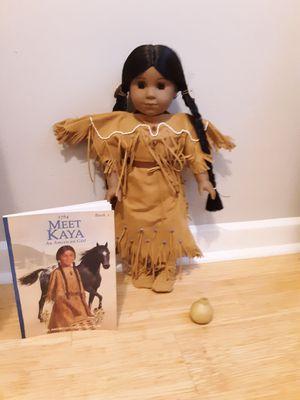 American Girl Doll, Kaya for Sale in Virginia Beach, VA