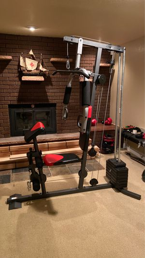 All in one workout machine for Sale in Denver, CO