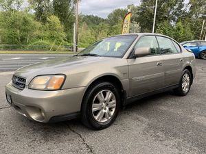 2004 Subaru Outback H6-3.0 for Sale in Bothell, WA