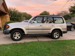 1997 Toyota Land Cruiser for Sale in Round Rock, TX