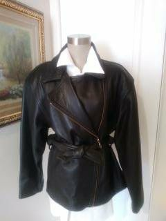 Brand new! Gorgeous soft Lambskin leather bomber jacket for Sale in Hawthorne, CA