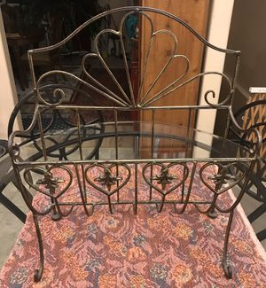 Magazine or Towel Rack for Sale in Pueblo West, CO