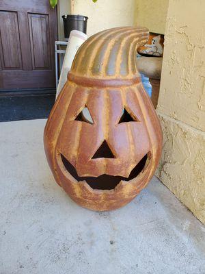 Jack o Lantern Pumpkin Chiminea for Sale in San Diego, CA