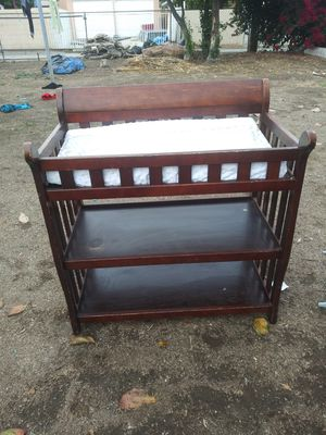 Changing Table ONLY $10 for Sale in Ontario, CA