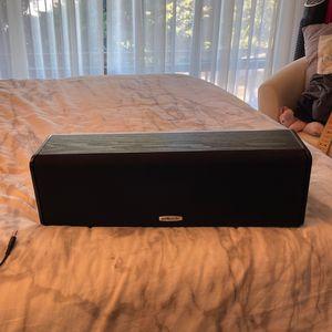 Polk Audio CS10 Center Channel Speaker for Sale in Hillsborough, CA