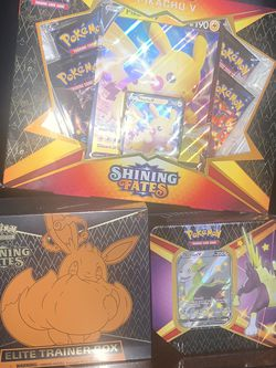Shining Fates Bundle for Sale in Shoreline,  WA