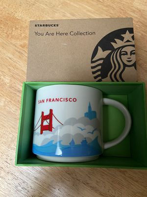 Starbucks mug. San Francisco You Are Here collection for Sale in Largo, FL