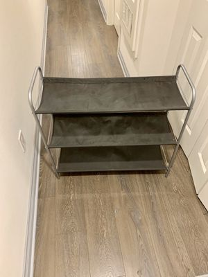 Shoe Rack for Sale in Los Angeles, CA