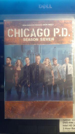 CHICAGO P.D. SEASON 7 DVD for Sale in Tacoma, WA