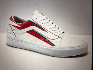 David Bowie X Vans Sizes 8-9.5 Mens. DM for more pricing info for Sale in San Francisco, CA