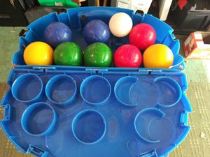 Bocce ball set for Sale in Freehold, NJ