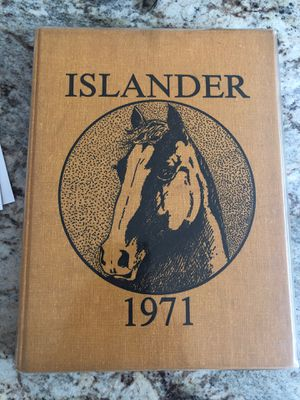 1971 Merritt Island High yearbook for Sale in Port Canaveral, FL