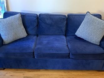 Suede Couch Set for Sale in Chicago,  IL