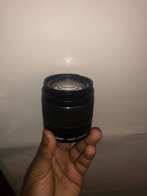 canon zoom lens ef-s 18-55mm for Sale in Philadelphia, PA