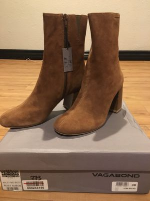 Vagabond kaley mid boot 38 size 8 for Sale for sale  Lynwood, CA