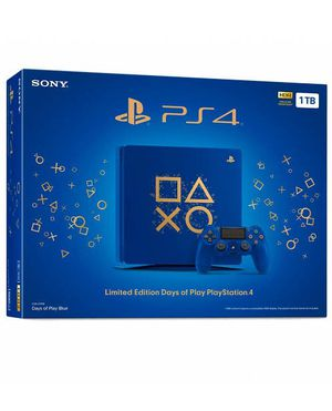 PS4 Slim 1tb days of play for Sale in Tijuana, MX