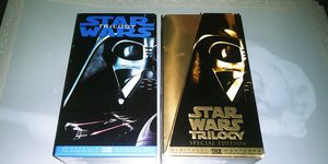 Star Wars Trilogy special edition VHS for Sale in Port Richey, FL