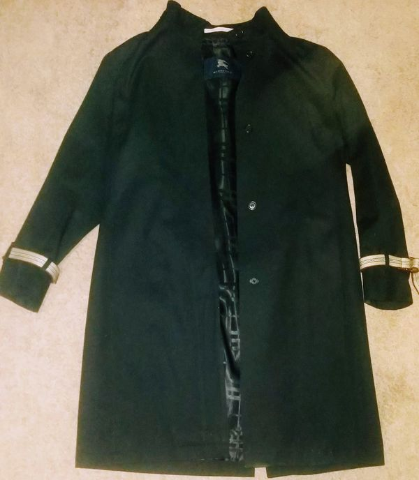 *WOMENS BURBERRY TRENCH COAT*AUTHENTIC*