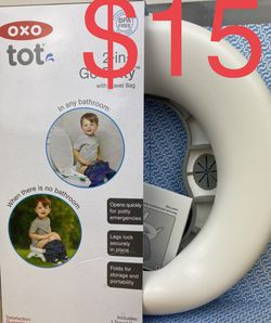 Oxo 2 In 1 Potty for Sale in Alexandria,  VA
