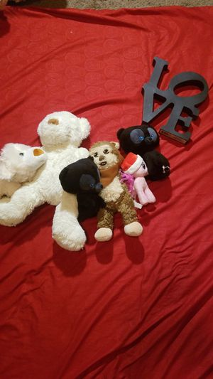 Stuffed Animals for Sale in Moreno Valley, CA