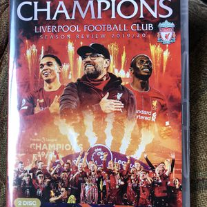 Liverpool Season review 2019/20 for Sale in Mundelein, IL