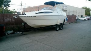 24 Ft bayliner, with trailer for Sale in Fayetteville, GA