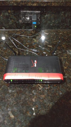 Fios Frontier Verizon Cable Modem Router MI424WR for Sale in Belleair, FL