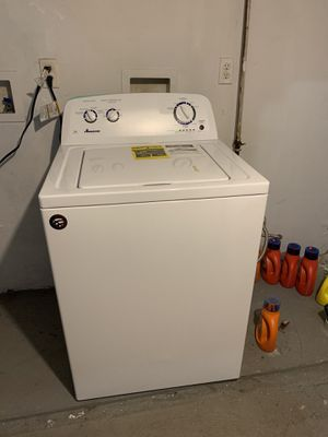Washer/dryer new condition for Sale in Kearny, NJ