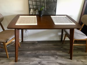 Mid-century modern dining table for Sale in Los Angeles, CA