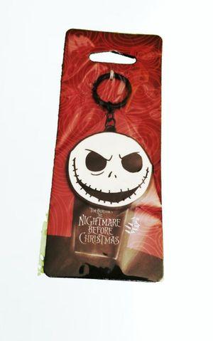 Nightmare before Christmas jack Skellington keychain enamel heavy metal for Sale in Lincoln Acres, CA