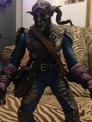 Goblin action figure for Sale in Chicago, IL