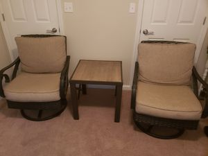 New And Used Patio Furniture For In Savannah Ga Offerup