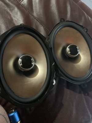 25$ pick up now Polk audio 5x7s for Sale in North Las Vegas, NV