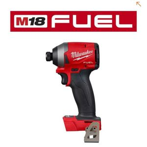 Milwaukee M18 Fuel 1/4 Driver & Battery+ Charger for Sale in Hialeah, FL