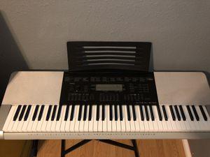 Casio WK 220 Keyboard for Sale in Richmond, CA