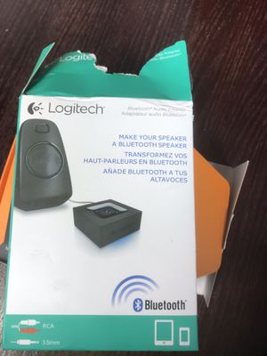 Bluetooth audio adapter speaker for Sale in Cleveland, OH