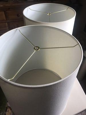 Lamp Shades Set for Sale in La Porte, TX