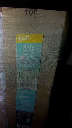 Framed sliding shower door for Sale in Alexandria, VA