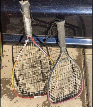 2 Tennis Rackets for Sale in Clovis, CA